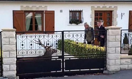 Pour que Monsieur Alain Drach, chasseur verse un don à la SPA