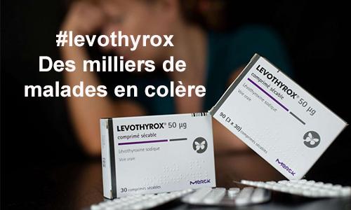 Pétition : #levothyrox : Madame Buzin, nous exigeons des réponses !