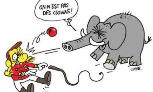 Faire interdire les cirques à Brie Comte Robert