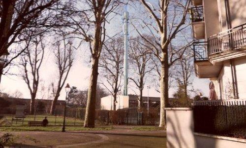 Pétition : Non au projet d'antenne relais téléphonie sur le quartier de Gravelle (94410) St Maurice