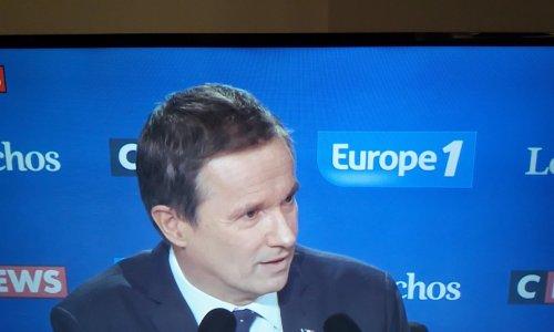 Pétition : Pour le retrait de la plainte pour délit d'opinion contre Dupont-Aignan