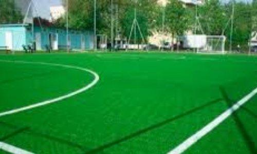 Pour un terrain de football synthétique à Etouvie
