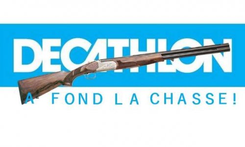 #Décathlon, supprimez vos rayons #chasse