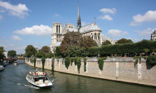 Pétition : Pour la pêche à Paris