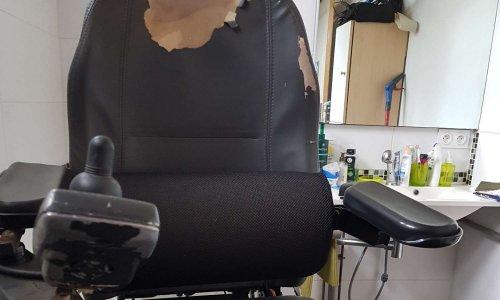 Pétition : Pour le droit à un fauteuil roulant décent !