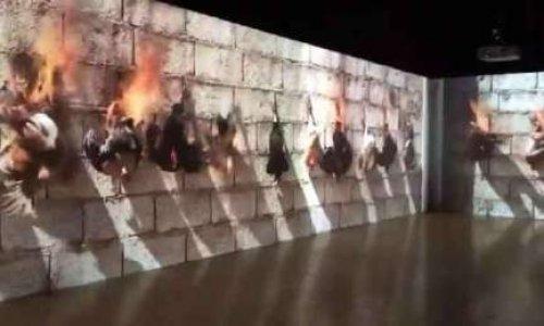 Pour le retrait immédiat de la vidéo de combustion de poulets de votre Musée !