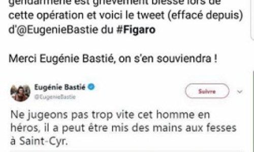 Pétition : Pour des excuses publiques de la part de Eugénie Bastié