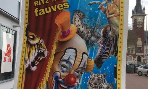 Stop aux cirques avec animaux à Albert (Hauts-de-France)