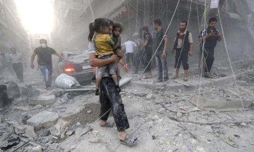 Pétition : Syrie, pas en mon nom, pas avec mes garçons