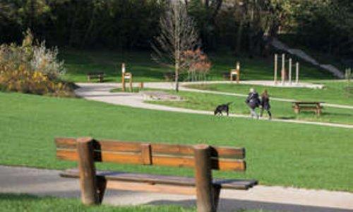 Pour le projet d'un parc à chiens Thonon-Les-Bains