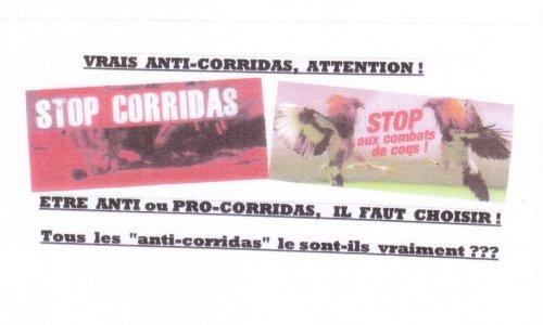 """VRAIS ANTI-CORRIDAS, ATTENTION ! Tous les """"anti-corridas"""" le sont-ils réellement ?"""