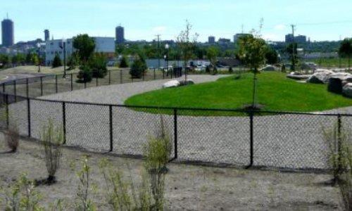 Pour la création d'un parc canin clôturé à Trignac