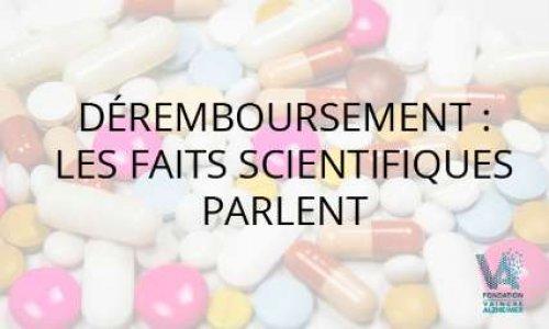 Pétition : Déremboursement des médicaments symptomatiques Alzheimer :  le grand leurre