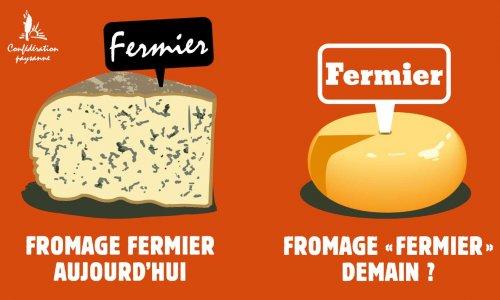 PROJET DE LOI AGRICULTURE : NON A LA RECUPERATION DU TERME FERMIER !
