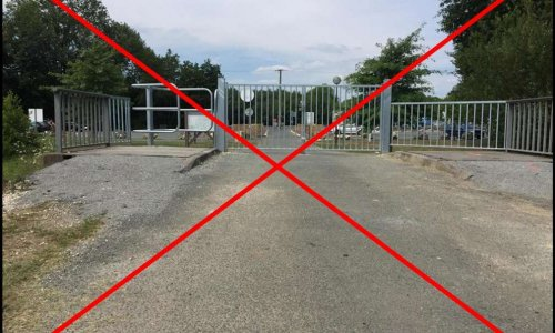 Pétition : Non à la fermeture du parc de Chandos