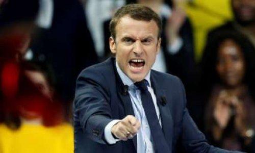 Pétition : Nous exigeons la démission de Macron