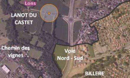 Pétition : Non à l'Urbanisation du Lanot du Castet sur Lons (64140)