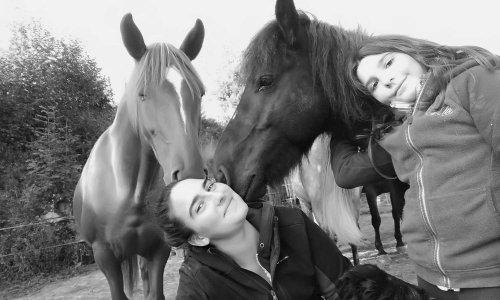 Contre l'arrêté municipal qui m'interdit d'avoir les chevaux à mon domicile