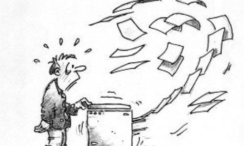 Pétition : Arrêtons le gaspillage de papier