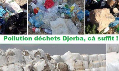 Pétition : جربة، النفايات التلوث ، يكفي - Pollution déchets Djerba ça suffit !