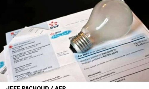 NON  à l'augmentation de l'électricité en février 2019