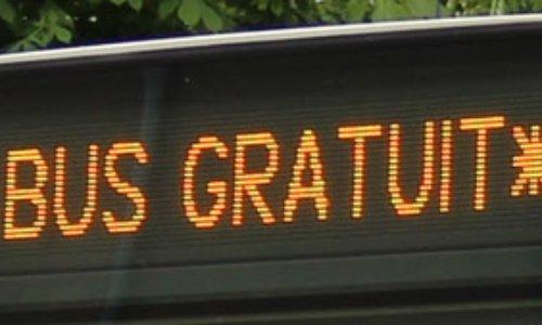 NON à l'augmentation des PRIX du Transport Public à Arras et OUI AUX BUS GRATUITS !