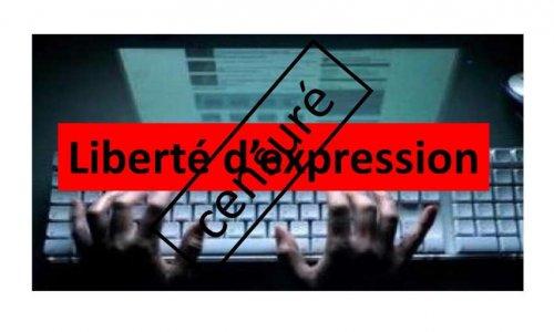 JOURNÉE NATIONALE DE NON UTILISATION DE FACEBOOK POUR QUE NOS DROITS DE LIBERTÉ D'EXPRESSION SOIENT RESPECTES