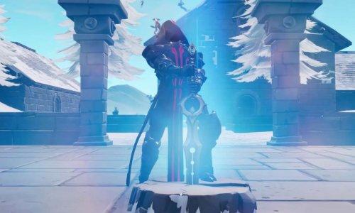 Retirer l'épée de l'infinie de fortnite