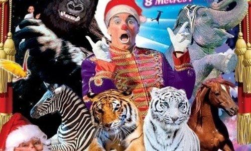 NANTES : suite à la venue du cirque Médrano : le mouvement continue pour un cirque SANS animaux