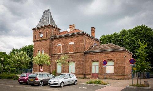 Pétition : Pour la sauvegarde du bâtiment-gare de Rosheim