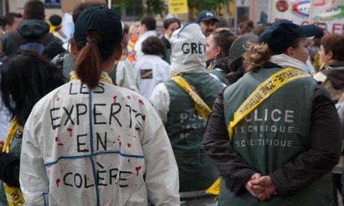 Reconnaissance de la Police Scientifique: un métier à risques