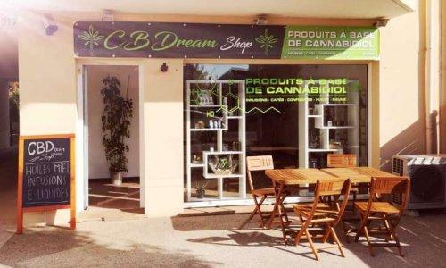 Soutien à CBDream Shop