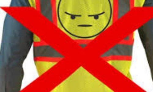 STOP les gilets jaunes