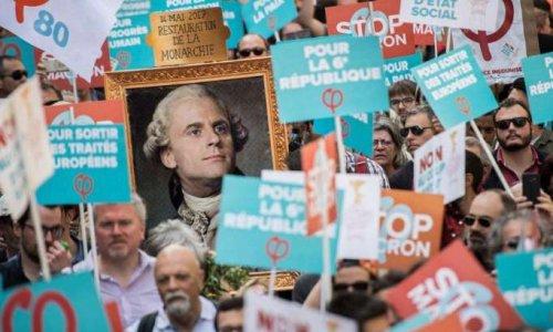 Proposition de loi constitutionnelle sur le RIC par la France Insoumise