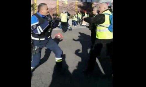 Violences policières à l'encontre des Gilets Jaunes