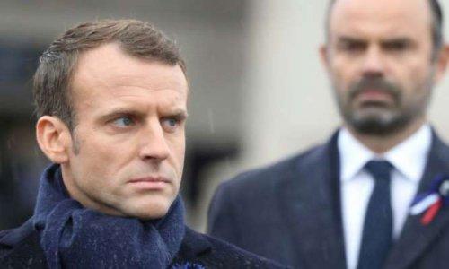 Référendum sur la légitimité du gouvernement - Emmanuel Macron