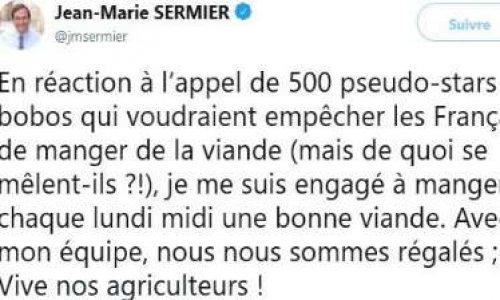 Pétition : Jean-Marie Sermier -> Démission!