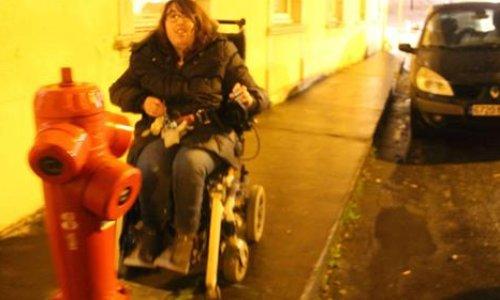Dénoncer Le Manque d'Accessibilité de la Cité d'Orthez (64)