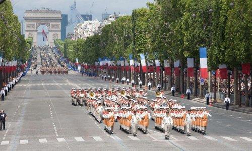 Le 14 juillet des Parisiens