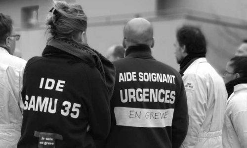 URGENCE aux urgences