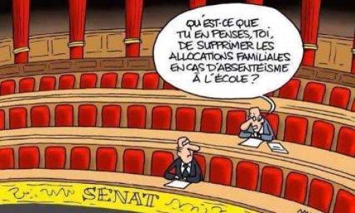 Remplacement du Sénat par un Comité Citoyens