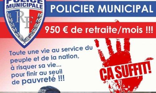 Grande Pétition Nationale en Faveur des Policiers Municipaux, parias de la sécurité publique
