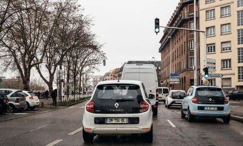 Jallais : non au double sens rue du Pont Piau (rue de l'école du bas)
