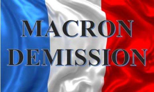 Destitution d'Emmanuel Macron