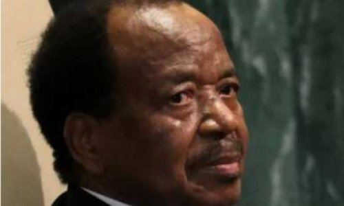 Démission de Biya buveur de sang et sa bande