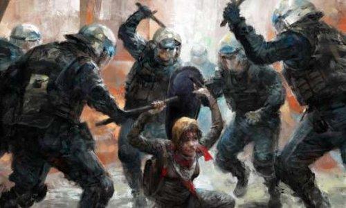 Jugement systématique des actes de violence des forces de l'ordre