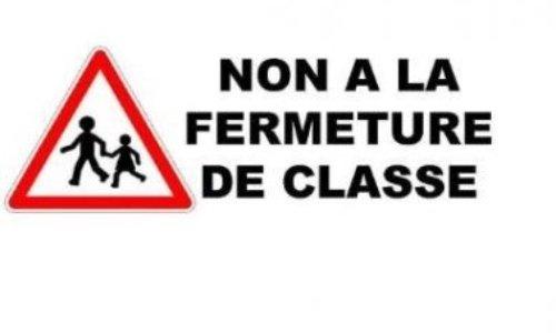 Pétition : Non à la fermeture de classe à l'Ecole Jean Moulin Pernes les Fontaines