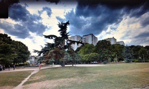Pétition : Encore un square de L'Haÿ  rasé pour implanter une halle commerciale!