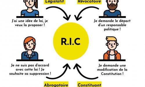 Pétition : R.I.C
