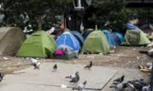 Stop aux camps sauvages  de migrants dans nos quartiers  à Grenoble.